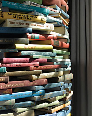 Californication Book Tower