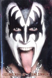 Gene Simmons & Gene Simmons' tongue